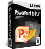 Leawo PowerPoint to FLV